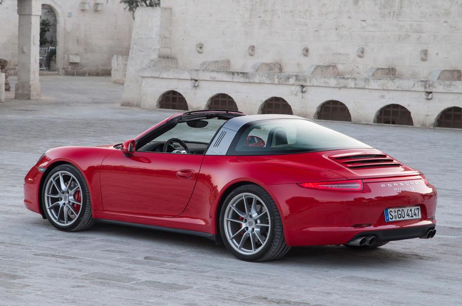 Cool Porsche 911 Targa 4S First Drive