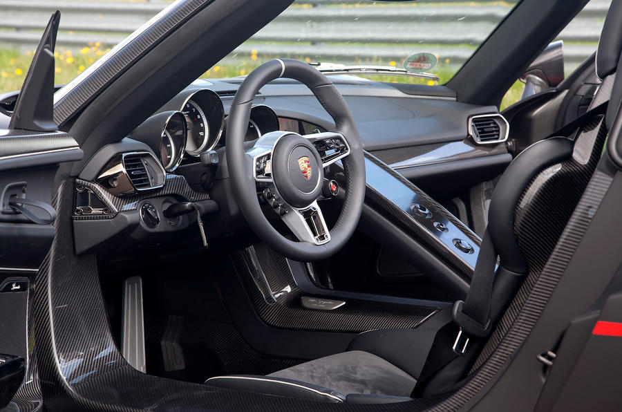 2015 porsche 918 spyder prototype drive review car and. Black Bedroom Furniture Sets. Home Design Ideas