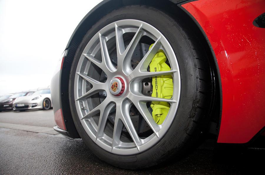 20in Porsche 918 Spyder alloys