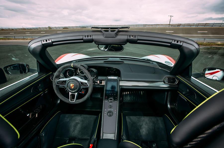 Porsche 918 Spyder 2013 2015 Review Autocar