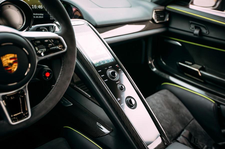 Wonderful ... Porsche 918 Spyder ...