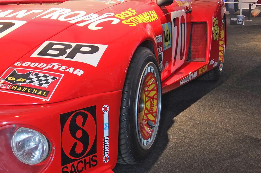 Porsche celebrates its Le Mans history - picture special