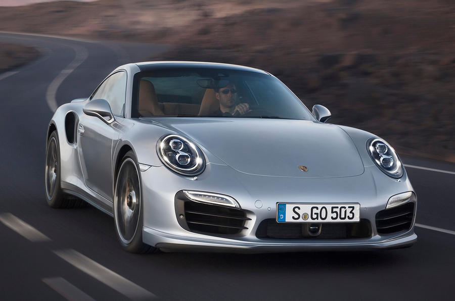 New 2013 Porsche 911 Turbo revealed