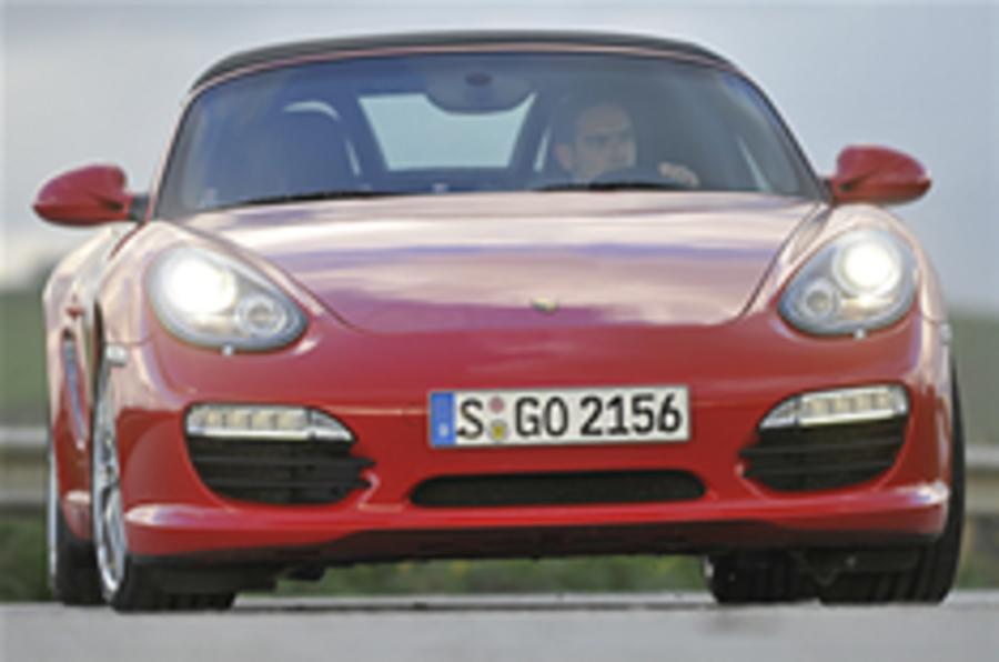 Budget Porsche is 'top priority'