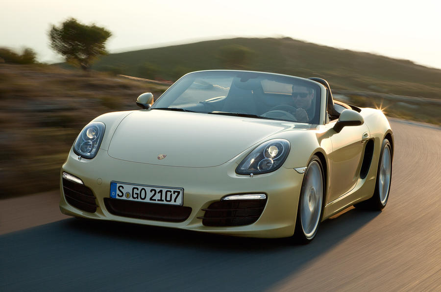 All-new Porsche Boxster revealed