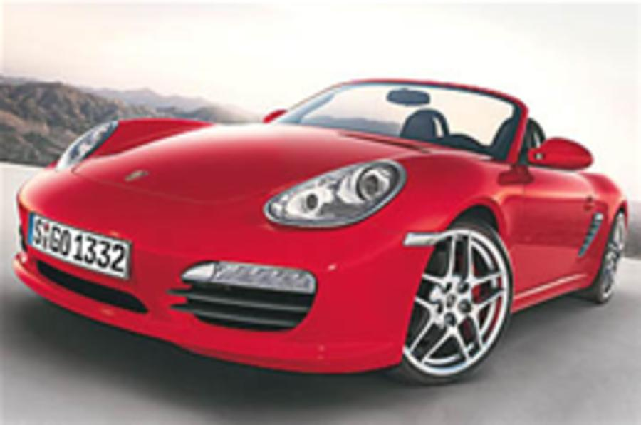 New look for Boxster, Cayman