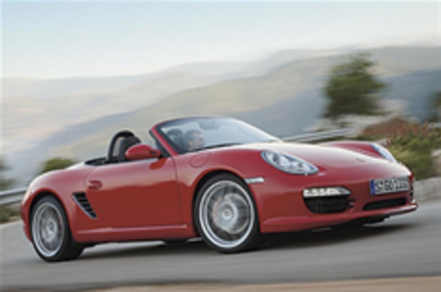 Porsche posts huge profits