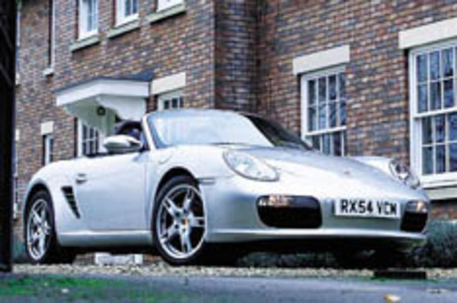 Boxster tops residual chart