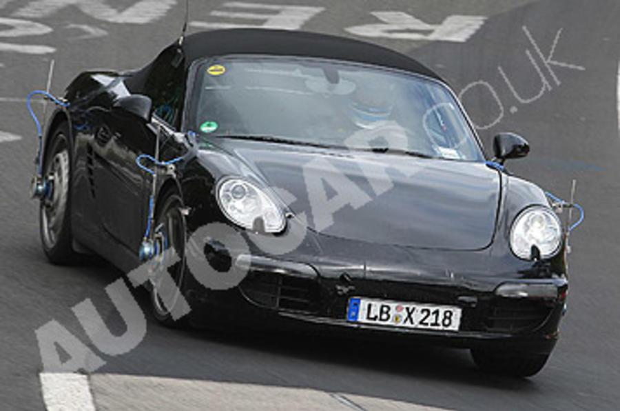 Porsche plans low CO2 Boxster