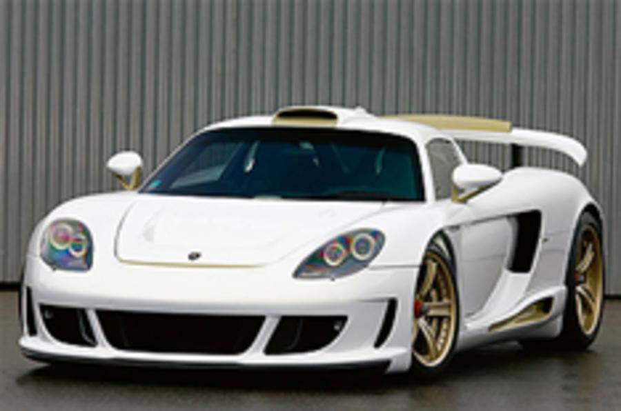 661bhp Porsche Carrera GT