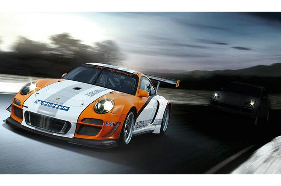 Porsche Cayenne teased