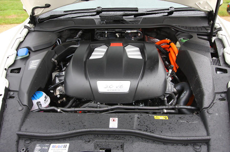 Porsche Cayenne 3.0-litre V6 engine