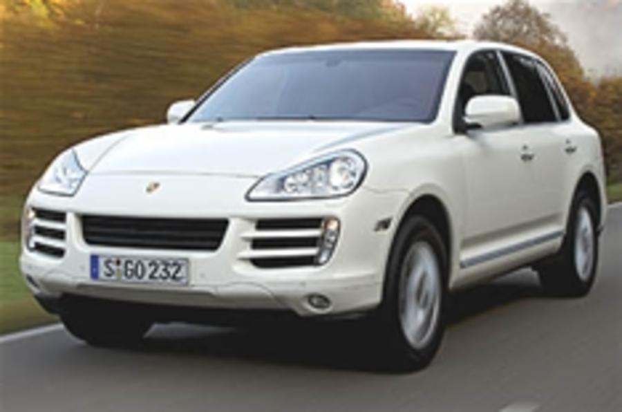 Porsche confirms Cayenne diesel