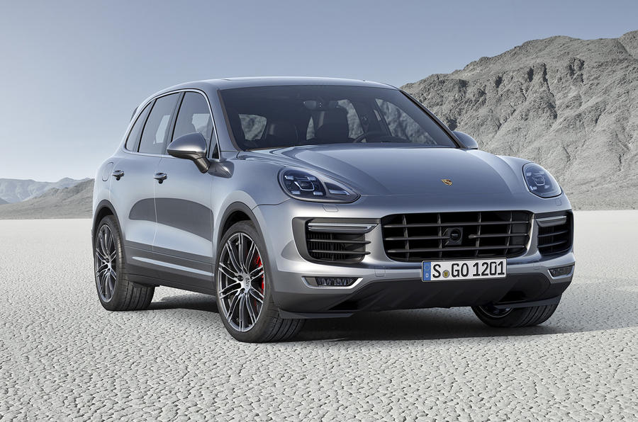 Porsche Cayenne facelift revealed