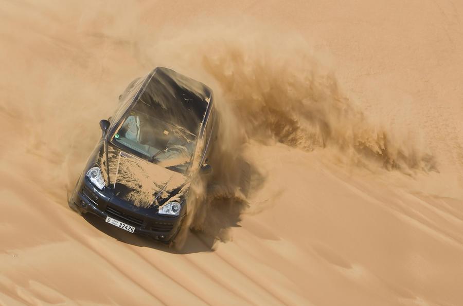 Geneva motor show: Porsche Cayenne