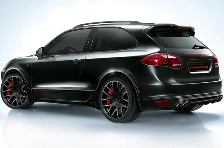Brits make Porsche Cayenne coupé