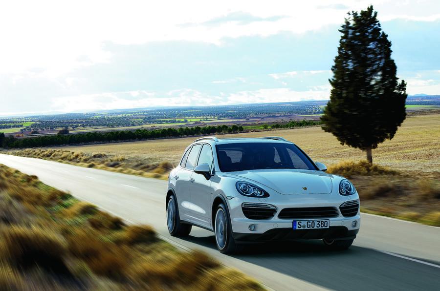 Porsche Cayenne video review