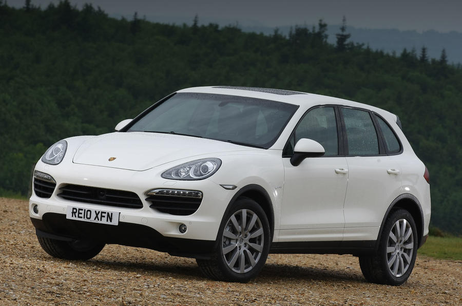 Porsche confirms Cajun SUV plans