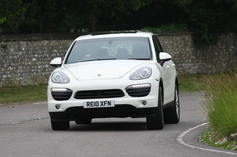 Porsche plans 'Cajun' baby SUV