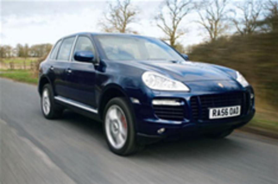 Diesel Cayenne arrives next year