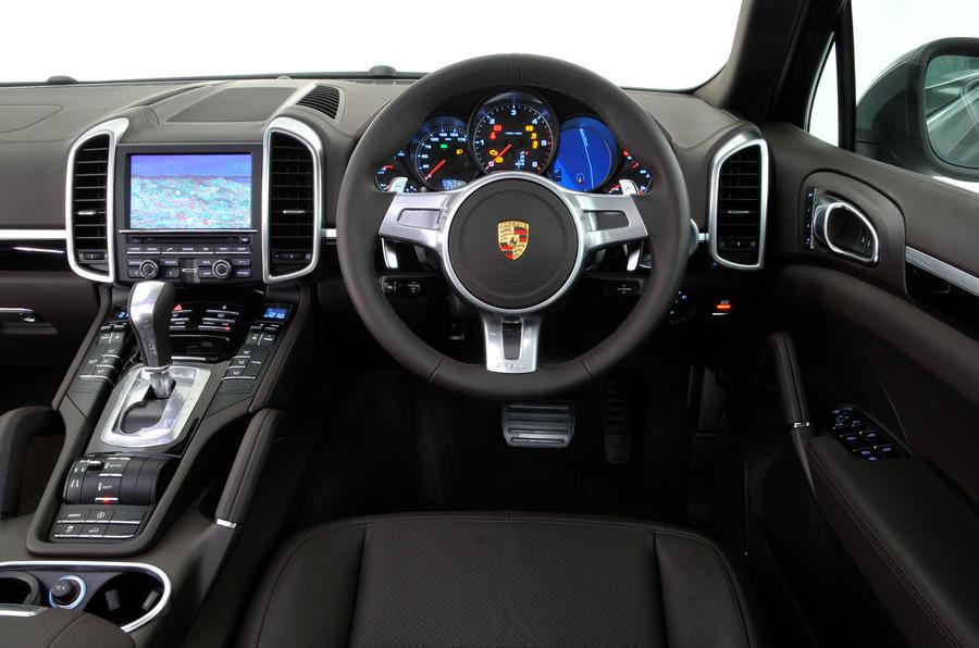 ... Porsche Cayenne Interior; Porsche Cayenne Dashboard ...