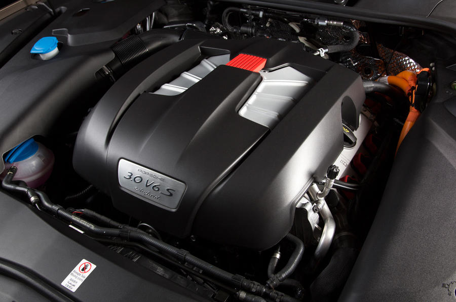 2014 Porsche Cayenne S E-Hybrid first drive review