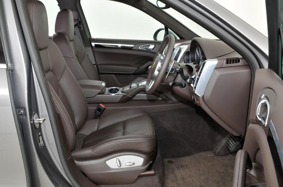 Porsche Cayenne; Porsche Cayenne Rear; Porsche Cayenne Interior ...