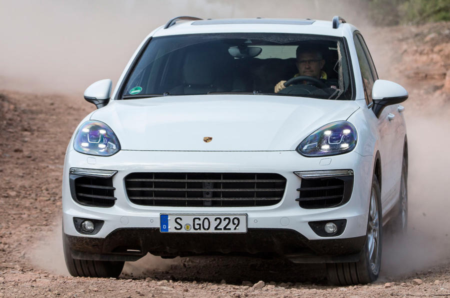 2014 porsche cayenne s diesel first drive. Black Bedroom Furniture Sets. Home Design Ideas
