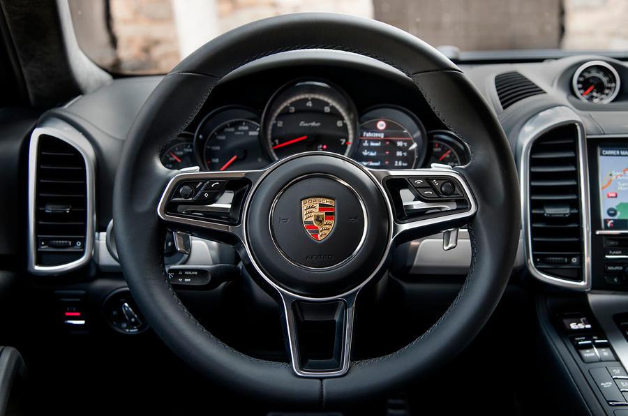 2014 Porsche Cayenne Turbo First Drive