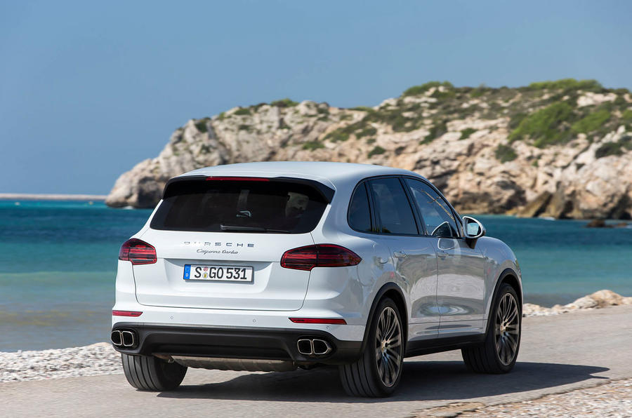 2014 Porsche Cayenne Turbo First Drive