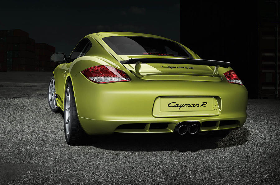 Porsche Cayman CS 'is possible'
