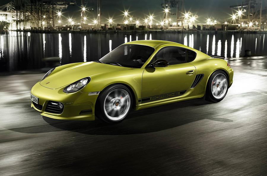Porsche Cayman CS 'is possible'