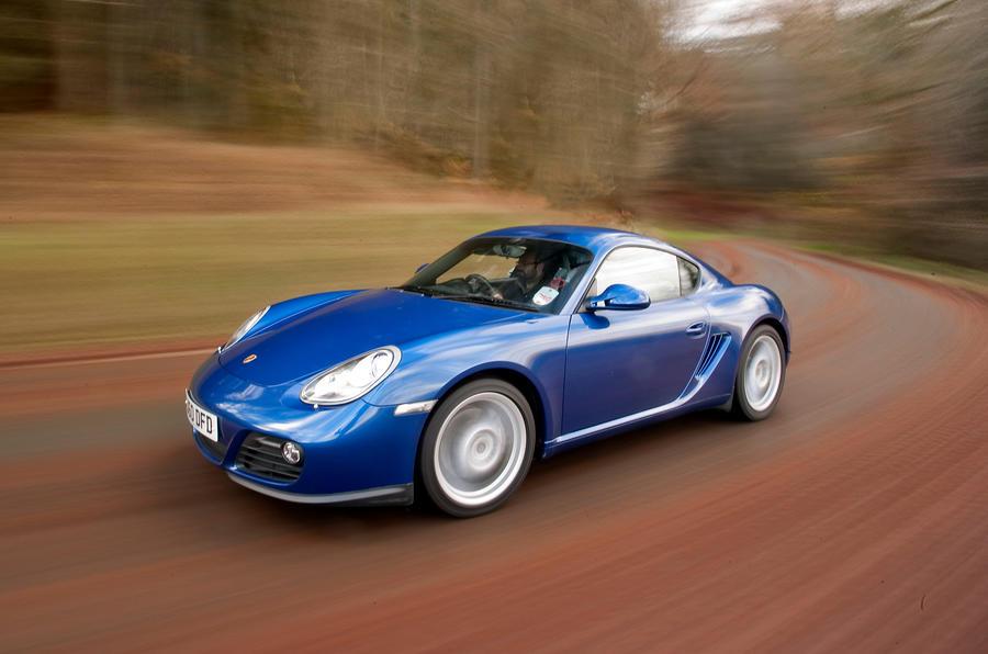 Porsche cayman s reviews