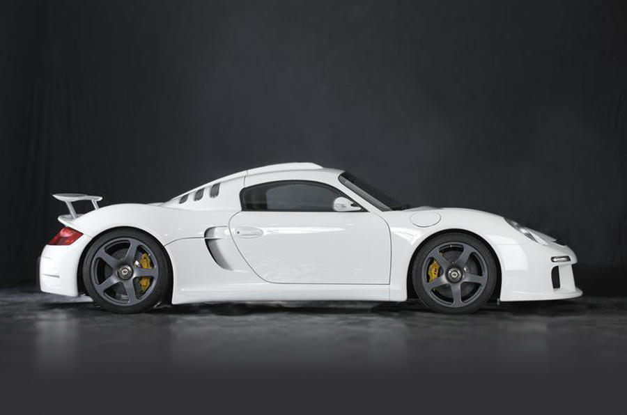 New RUF supercar unveiled
