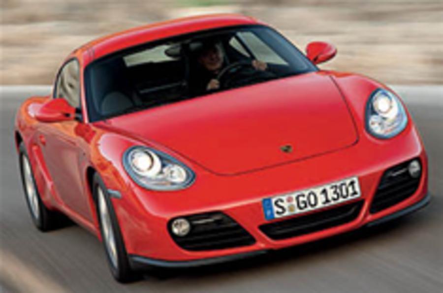 Porsche's smaller engine plans