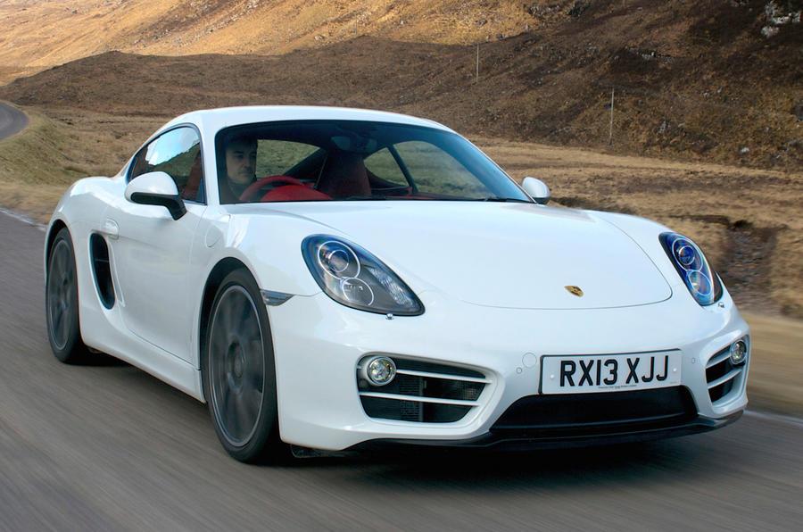 Porsche boss confirms new 395bhp four-cylinder boxer engine