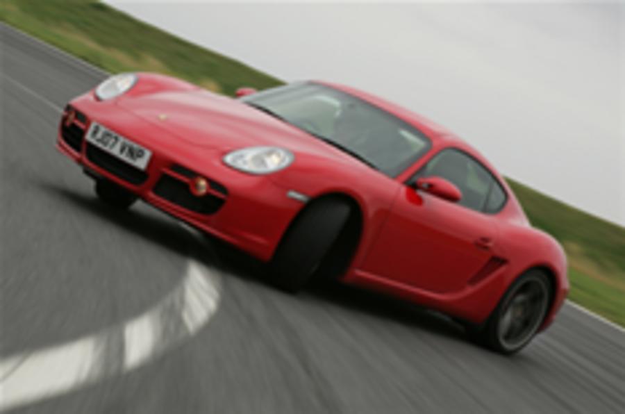 Porsche vs. Livingstone: round 2