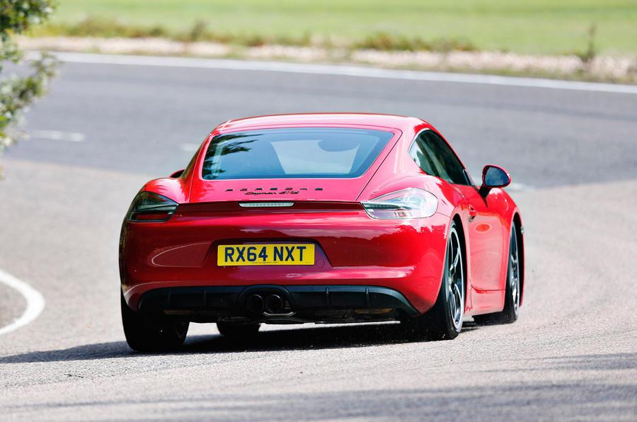 Porsche Cayman GTS UK first drive review