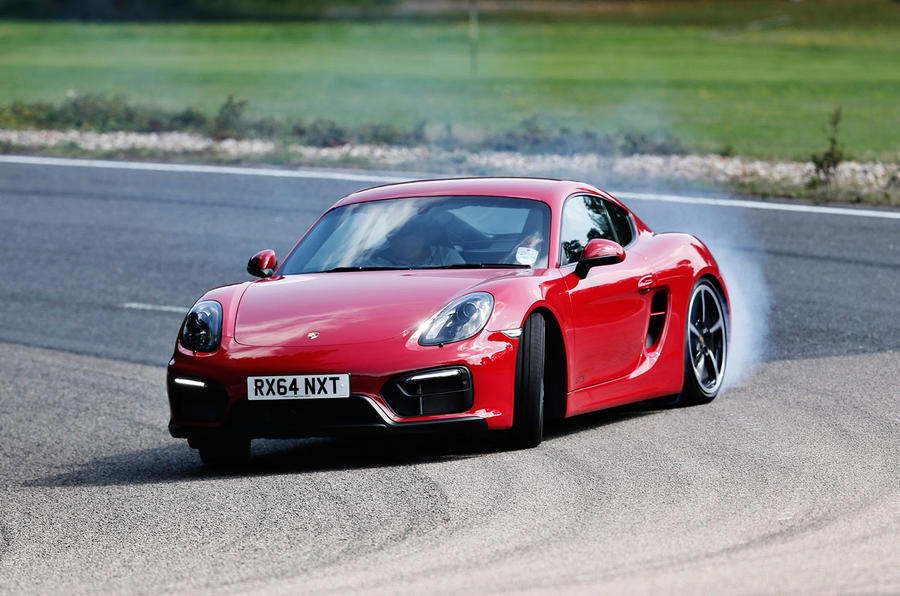 Why is the Porsche Cayman GTS such a peach?
