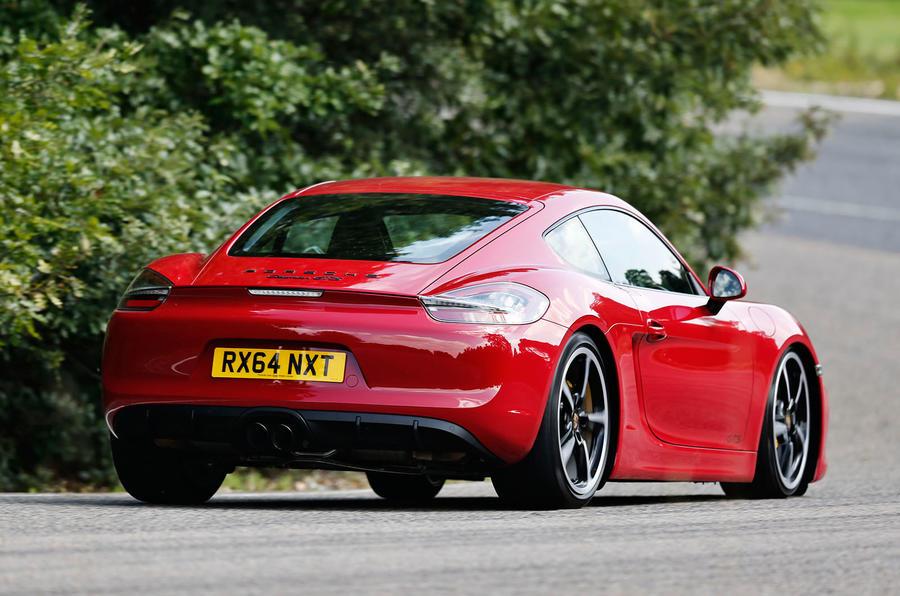 Porsche Cayman GTS UK first drive