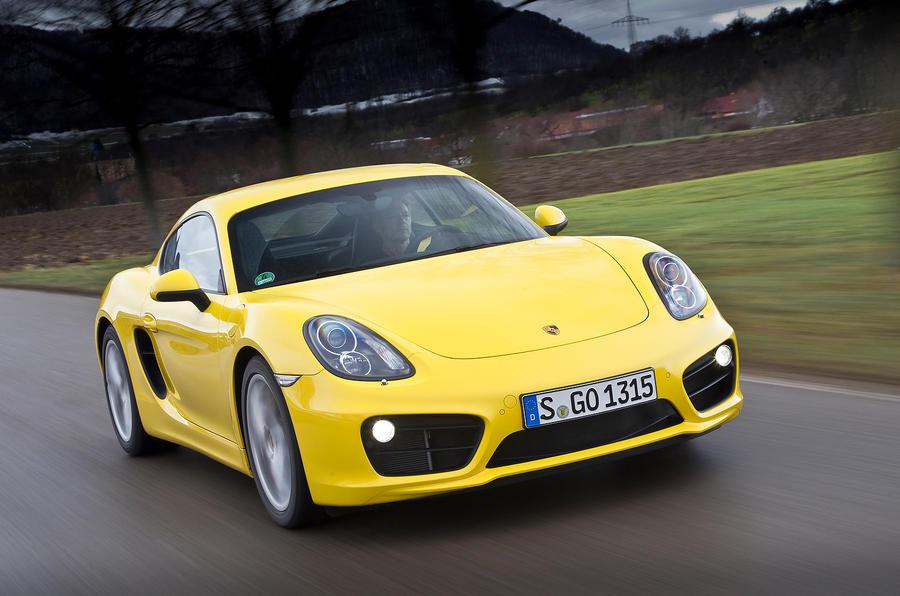 £48,783 Porsche Cayman S