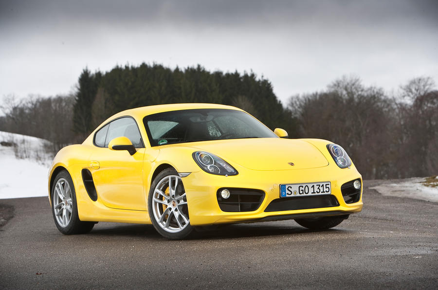 "Porsche four-cylinder ""not before 2016"""