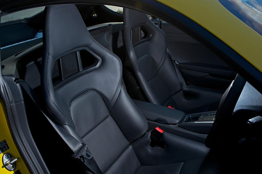 Porsche Cayman S UK first drive review