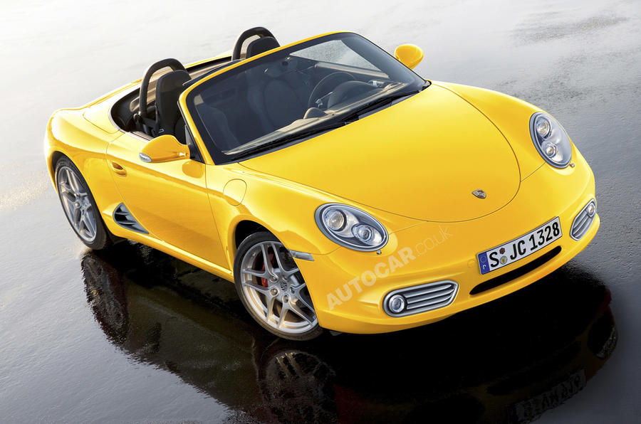 VW Group's three new roadsters