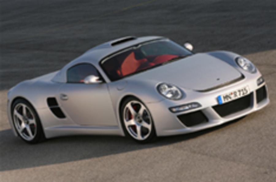 Porsche tuner bludgeons Carrera GT