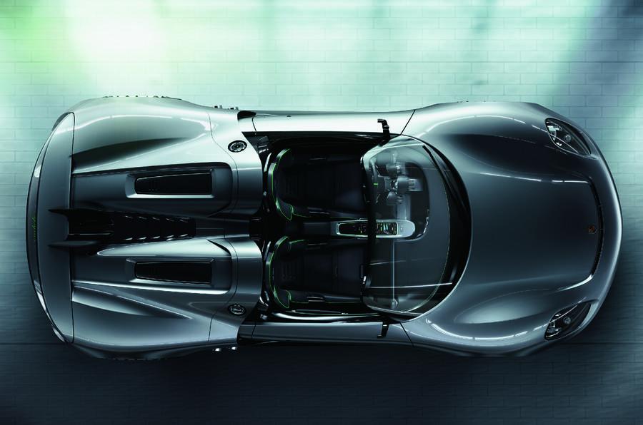 New Porsche supercar for Detroit