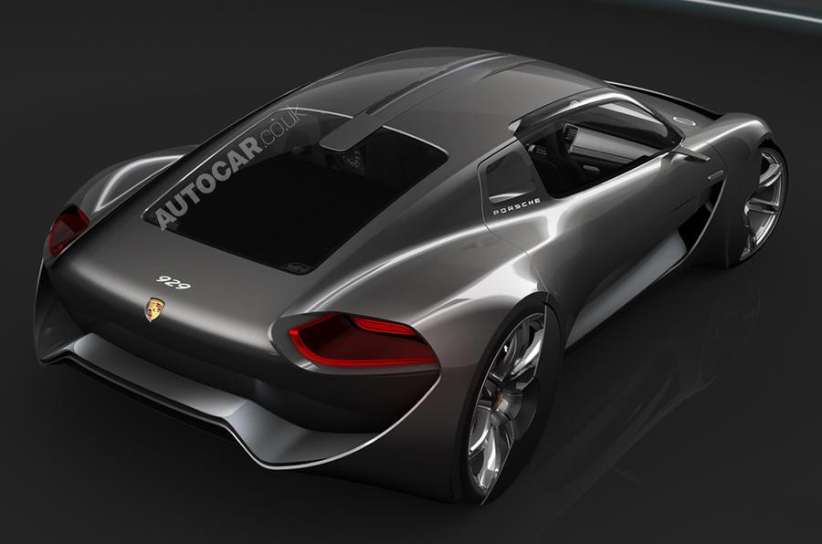 All-new Porsche 928 planned