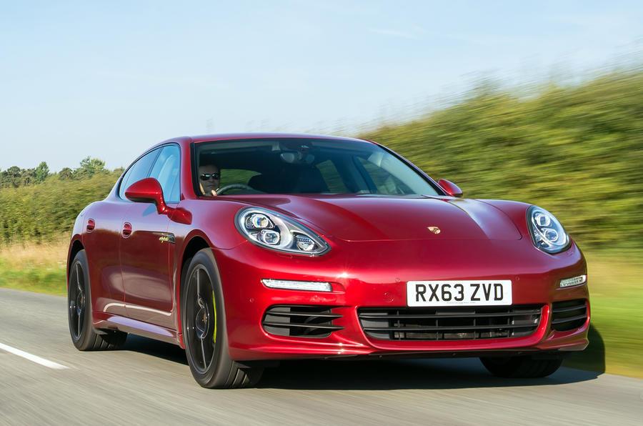 Porsche Panamera S E-Hybrid UK first drive review | Autocar