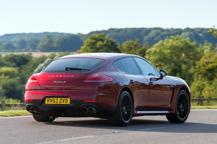 Porsche Panamera S E-Hybrid first drive review