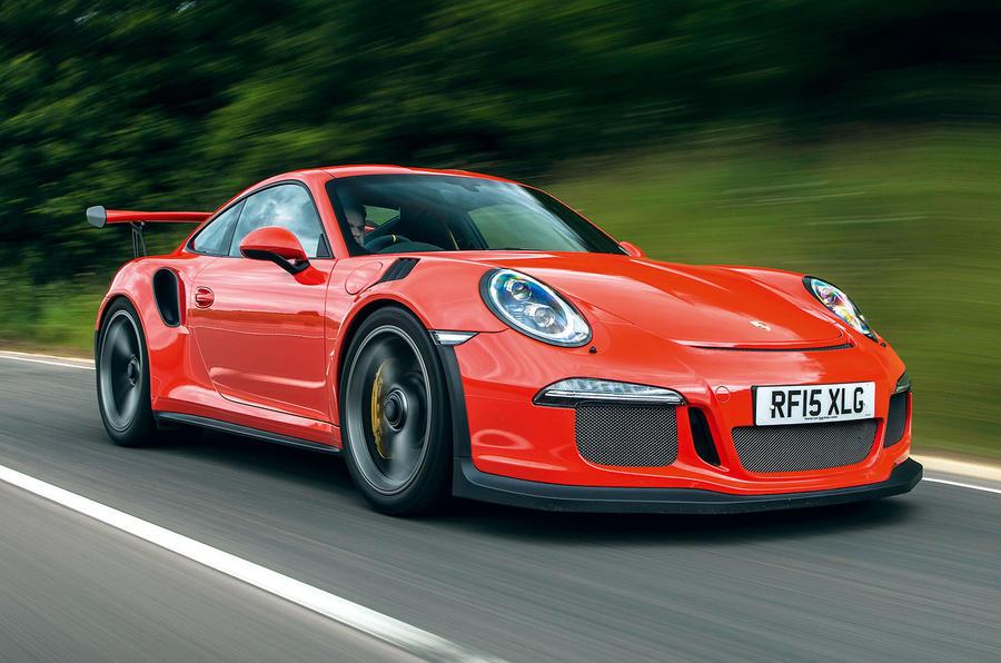 Porsche 911 GT3 RS 2016,2018 Review (2019)